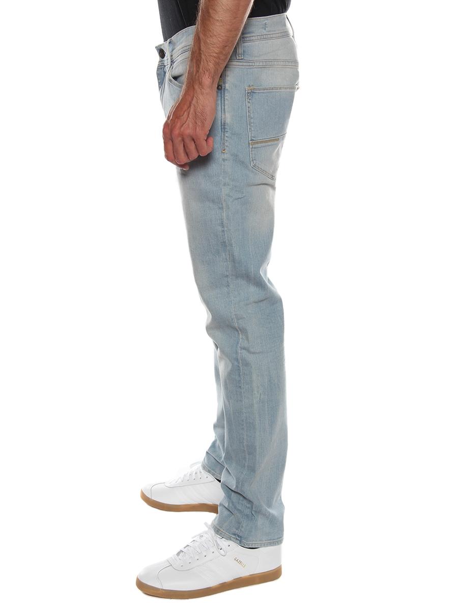Dettagli su D1577 UH540 MELTIN POT MANER JEANS LIGHT BLU Jeans Uomo