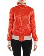 BELSTAFF WEST BOMBER LADY ROSSO ARAGOSTA 721301 giacca leggera donna