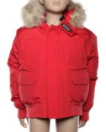 WOOLRICH BOY ARCTIC JACKET ROSSO WOCPS0926CN02 Giacca invernale piumino Bambino