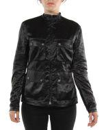 BELSTAFF NEW FIREFLY JACKET LADY NERO 720149 giacca leggera donna