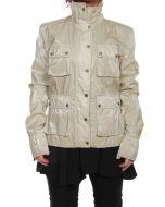 BELSTAFF OWLET SUMMER JACKET LADY GRIGIO PERLATO 721305 giacca leggera primavera/estate donna