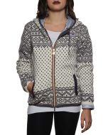 K-WAY LILY WOOL ICELAND K005CM0 BIO SNOW giacca invernale piumino donna
