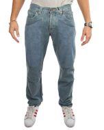 JECKERSON DENIM DELAVE' BLU DT002U Jeans invernali Uomo