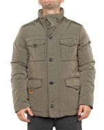 DEKKER TIERRA BASIC 13 VERDE OLIVA DKU0566 giacca invernale piumino uomo