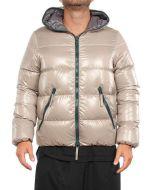 DUVETICA DIONISIO BEIGE FOSSILE 12-U.2250.00/1035.R giacca invernale piumino uomo