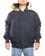 WOOLRICH ARCTIC JACKET BLU NAVY WOCPS0897 CN02 MLN Giacca invernale Piumino Uomo