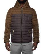 DUVETICA REVERSIBILE THOAS ERRE 142-U.4670.00 GRIGIO RUGGINE giacca invernale piumino uomo
