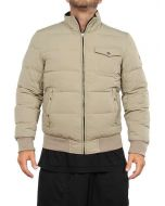WOOLRICH REVERSIBLE WINTER S BEIGE WOCPS1844 HD05 giacca invernale piumino uomo