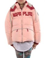 NAPAPIJRI K GRAMPHIANS ROSA giacca invernale bambina