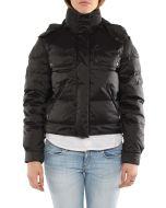 BELSTAFF CRICKET BLOUSON LADY NERO PERLATO 721501 giacca invernale piumino donna