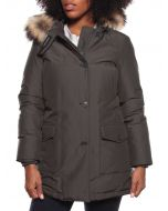 WOOLRICH W'S ARCTIC PARKA ANTRACITE