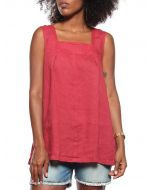 B.D. BAGGIES TOP B17T26 567 ROSSO Donna