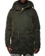 SCOTCH & SODA DOUBLE JACKET 1404-09.10048 VERDE giacca invernale uomo