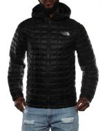 NORTH FACE M THERMOBALL HOODIE NERO CMG9JK3 Giacca invernale Uomo