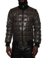 DUVETICA GRECO BOMBER U.441.00 PIOMBO giacca invernale piumino uomo