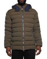 COLMAR HIPHOP STRETCH 1250R 1OB VERDE giacca invernale piumino uomo