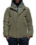DUVETICA GILDOR 152-U.5150.00/1169 VERDE giacca invernale piumino uomo
