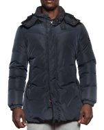 PEUTEREY LUBITEL PEU1741 BLU giacca invernale piumino uomo