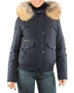 WOOLRICH W'S CAMPTON JKT NAVY WWCPS1957 CN02 Giacca invernale piumino Donna