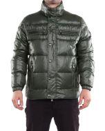 FRED PERRY PIUMINO TRAPUNTATO VERDE 30702041 giacca invernale piumino uomo