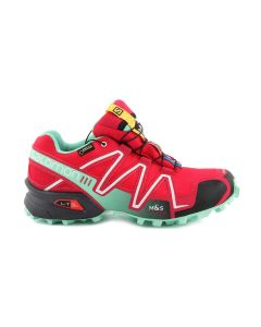 SALOMON SPEEDCROSS 3 GTX 373219 LOTUS PINK trekking scarpe donna