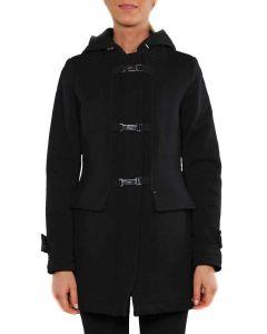 BREMA 314 COAT W FW NERO 720255 Giacca invernale Cappotto Donna