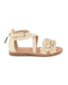 TWIN SET SANDALS S4/H/HS48H8 BEIGE sandali scarpe bambino