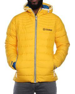 COLMAR VAIL GIALLO 1004 4NZ giacca da sci piumino uomo