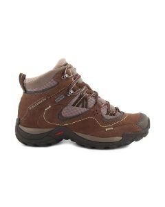 SALOMON ELIOS MID GTX 3 128457 BUTTER trekking scarpe donna