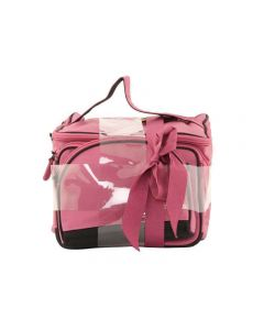 RALPH LAUREN BEAUTY COSMETIC BAG SET BORGOGNA 598TRV set di borse