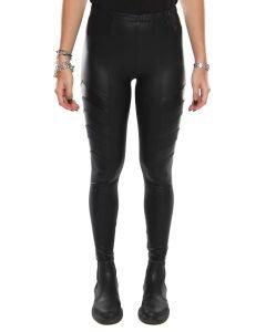 IMPERFECT LEGGINGS IW15W23PF NERO leggings pantaloni donna