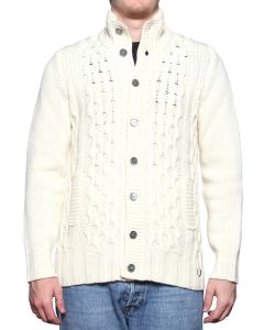 FRED PERRY PULL 30212253 BIANCO Uomo