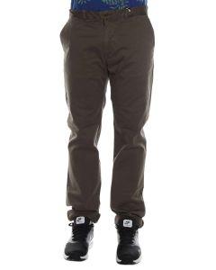 SCOTCH & SODA 1204-08.80001 VERDE SCURO pantalone uomo