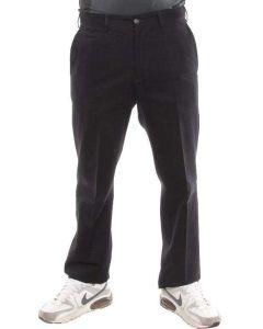 PAUL & SHARK NERO I08P0424 pantaloni invernali uomo