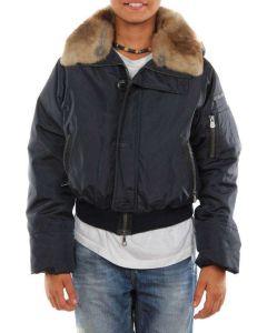 PEUTEREY MERCURY NEPTUNE BLU giacca invernale bambino