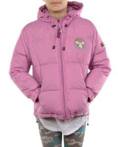 NAPAPIJRI K GARENA ROSA giacca invernale bambina