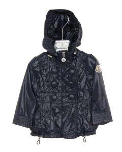MONCLER BABY PDSD57 BLU NOT44 giacca leggera primavera/estate bimba