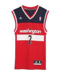 ADIDAS NBA WIZARDS L71447 WALL Replica Canotta Basket