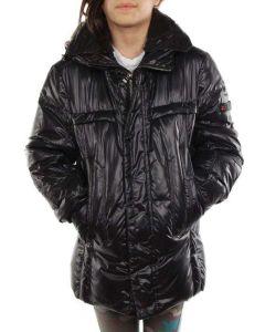 PEUTEREY STONE KID NERO giacca invernale bambina