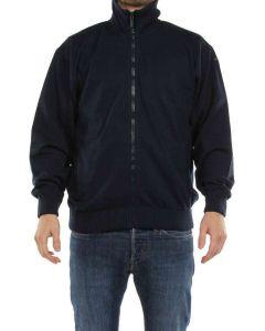 PAUL & SHARK MAGLIONE ESTIVO FULL ZIP NAVY C1P11040 maglione estivo uomo