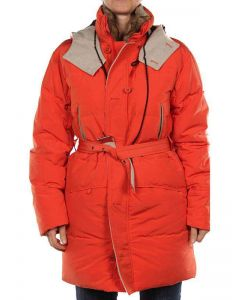 PEUTEREY GUARDIAN KID ARANCIONE giacca invernale bambina