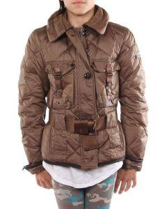 PEUTEREY CAROL KID MARRONE giacca invernale bambina