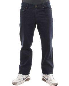 PAUL & SHARK BLU DENIM I07P0498 pantaloni invernali uomo