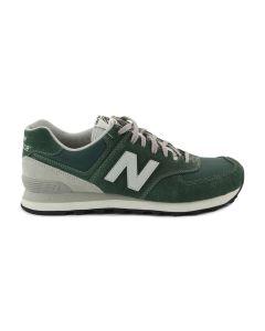 NEW BALANCE ML574VFO VERDE sneakers scarpa unisex
