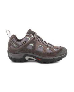 SALOMON EXIT 2 GTX 120416 PEWTER JADE trekking scarpe donna
