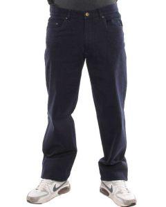PAUL & SHARK BLU NAVY I07P0448 pantaloni invernali uomo