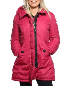 FREEDOMDAY LIGHT PARKA IFRW6007N FUCSIA giacca invernale piumino donna