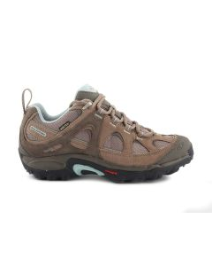 SALOMON EXIT 2 GTX 112095 THYME SWAMP trekking scarpe donna