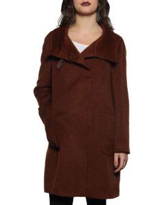 SEVENTY 3615410 RUGGINE cappotto giacca donna